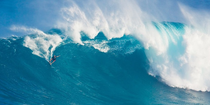 Перемены - как волны в океане, наслаждайтесь ими!