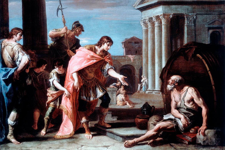 """Сенека, """"Нравственные Письма к Луцилию"""", Письмо 20, О Естественности, Желаниях и Практике..."""
