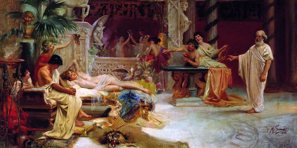 """Сенека, """"Нравственные Письма к Луцилию"""", Письмо 27, О Пороках, Страстях и Заемной Мудрости..."""