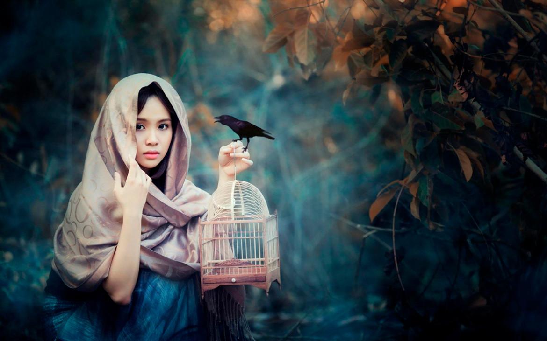 Мудрая Притча о Птицелове