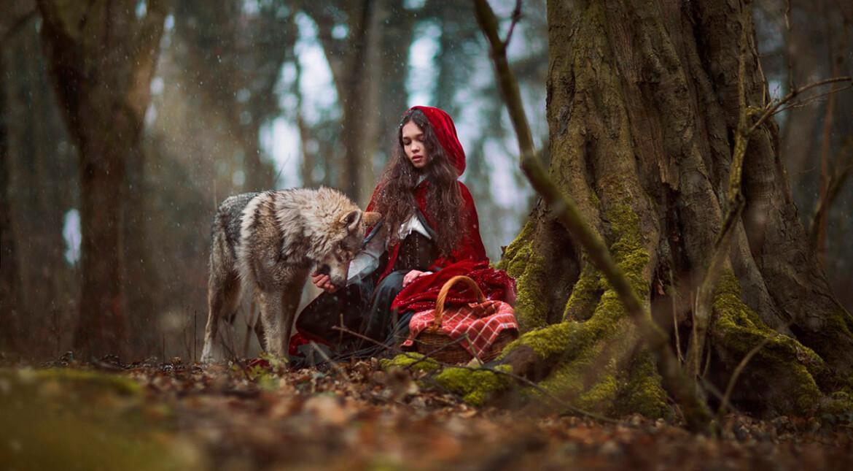 Мудрая Притча про Людей и Волков