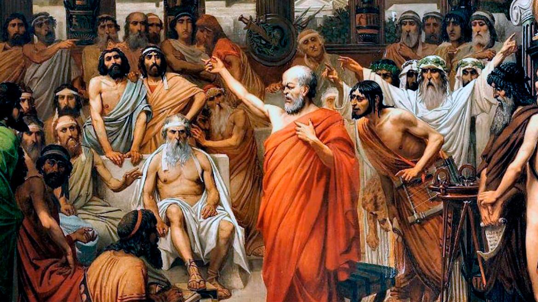 Мудрая Притча про Философский Метод Сократа