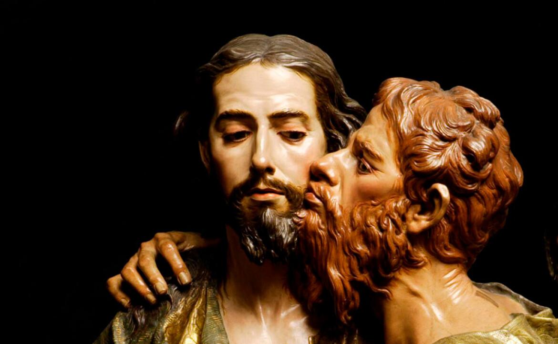 """Притча про Добро и Зло, Грех и Святость """"Иисус и Иуда"""""""