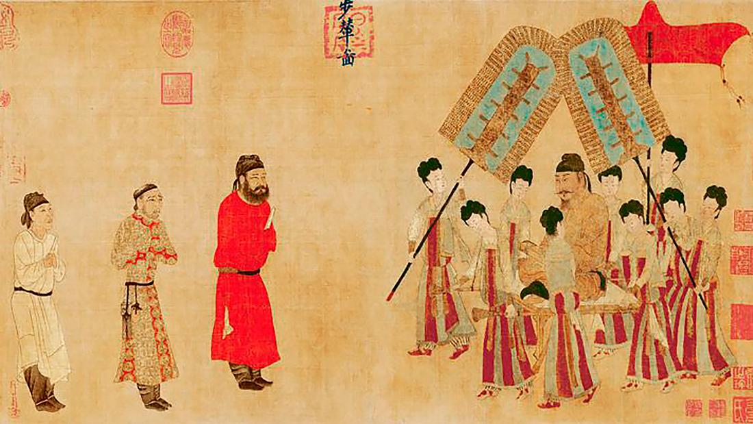 Притча про Глупого Китайского Князя и Находчивого Посла - Дипломата...