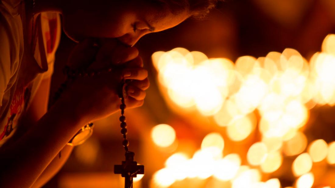 Молитва Бедняка и Богача...