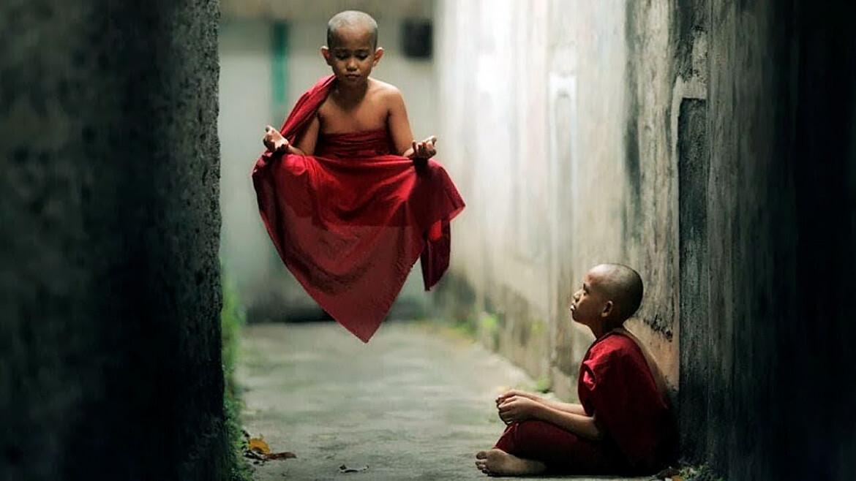 "Притча про Богатство, Бедность и Доверие к Жизни... ""Два Монаха"""