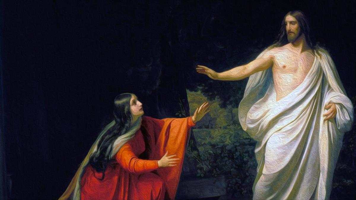 Добрая История про Молитву, Помощь Ближнему и Жену Бога...