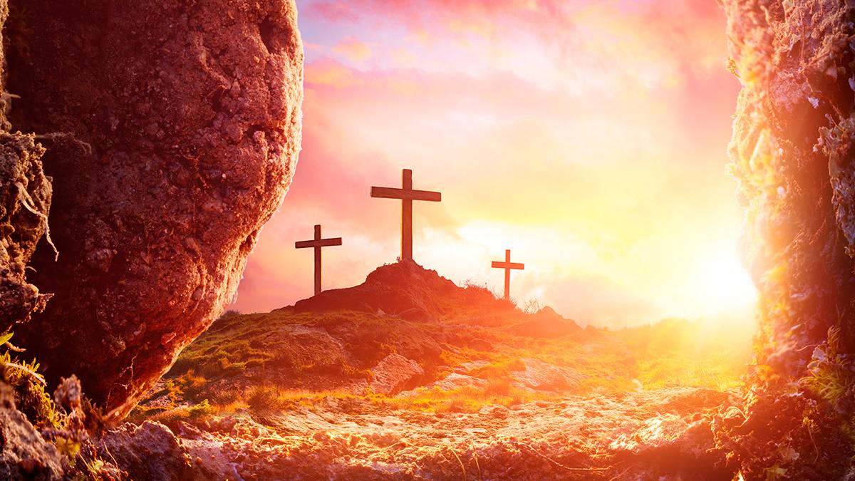 Притча про Веру, Христа, Религию и Бесполезное Воскресение...