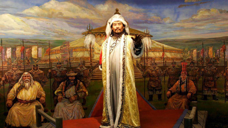 Притча про Выбор, Женскую Мудрость и Чингисхана...