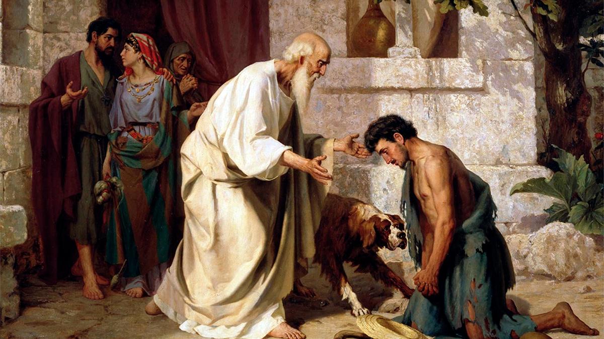 Поучительная История про Преступление, Покаяние и Наказание...