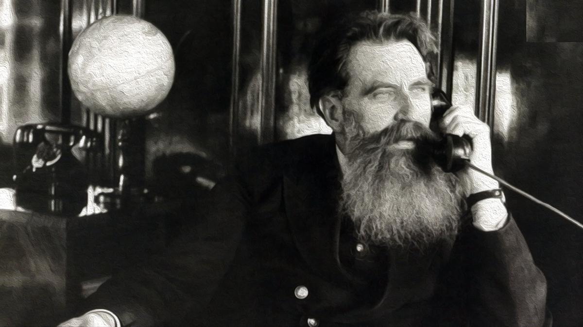 Забавная Притча про Отто Юльевича Шмидта и Его Бороду...