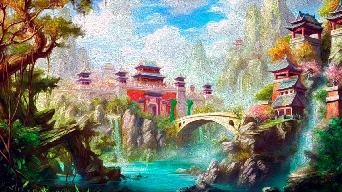 """Поучительная История про Конфуция, Тщеславие и Власть... """"Лучшее - Враг Хорошего"""""""
