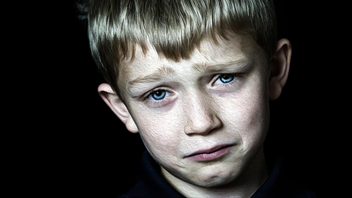 """Притча про Уроки Жизни, Несправедливость и Зло... """"Беспомощный Мальчик"""""""