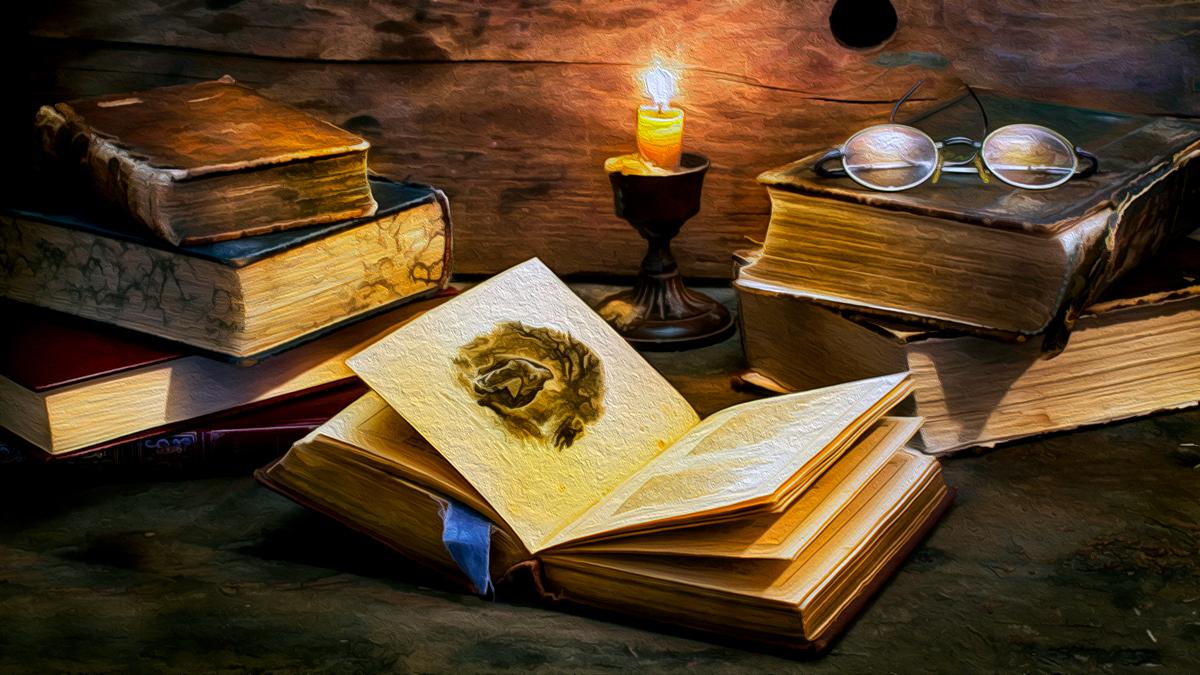 """Притча про Уроки Жизни... """"Сорок Тетрадей Мудрости"""""""