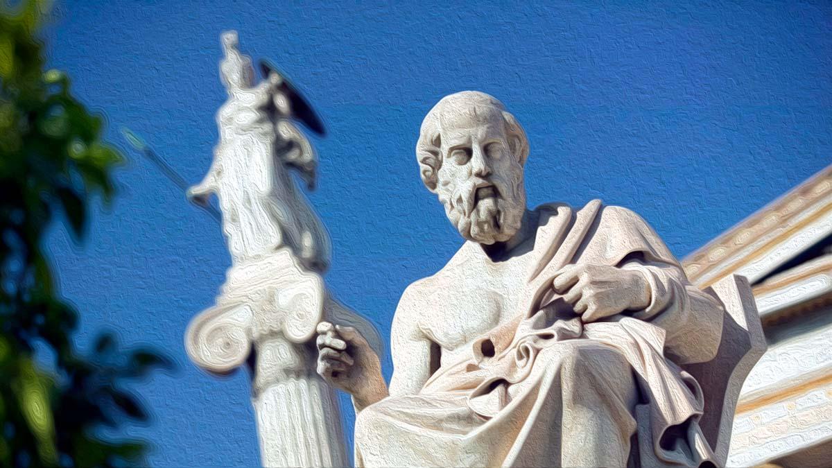 """Практическая Философия - Упражнение """"Взгляд Платона"""""""