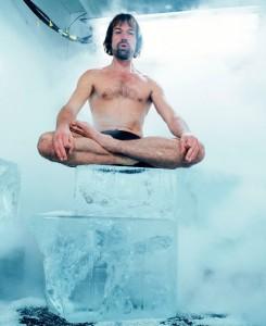 Дыхание по Хофу, заключительный этап практики - восстанавливающее дыхание