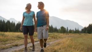 Прогулка на свежем воздухе - отличный способ проветрить мозги и найти решение проблем