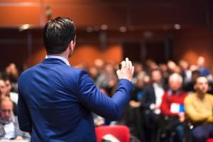 Навык публичных выступлений здорово поможет вам в достижении поставленной цели