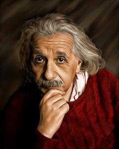 Альберт Эйнштейн - Гений, философ, знаток жизни...