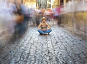 Осознавание дыхания - возвращает вам спокойствие и уверенность в любой ситуации