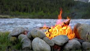 Огонь очищает, успокаивает, завораживает и заряжает энергией