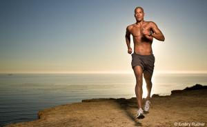 марафоны на сверх-дистанции - привычное дело для David Goggins