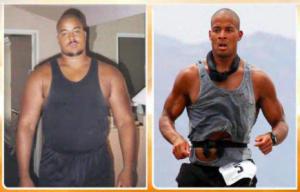 Дэвид сбросил 40 килограмм за 3 месяца