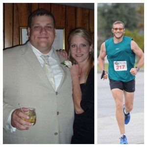 Чтобы сбросить вес, Джош начал бегать по утрам