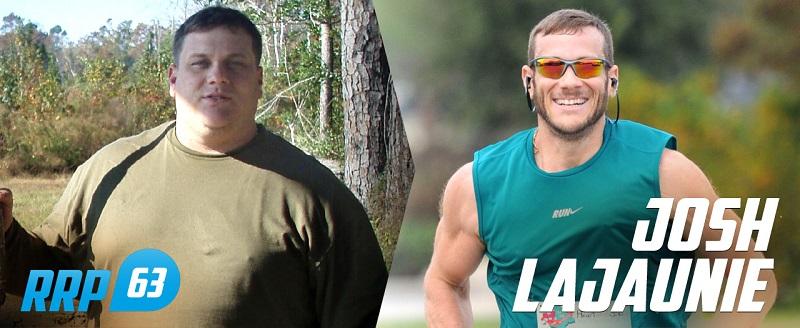 Из толстяка в марафонца - невероятная история Джоша Ладжани