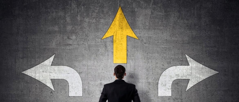 Смелость в принятии судьбоносных решений