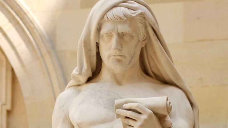 Кто такой Катон? Римский сенатор, Смертельный враг Юлия Цезаря.