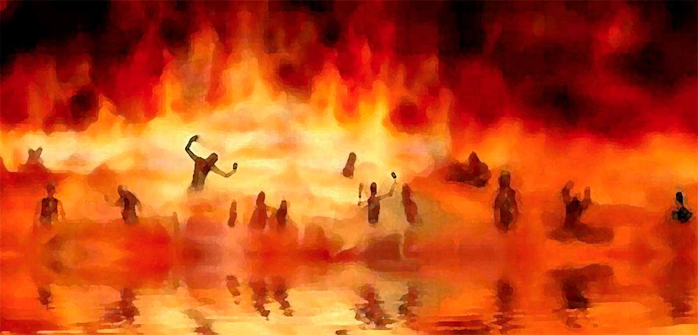 Каждый выбирает собственный ад