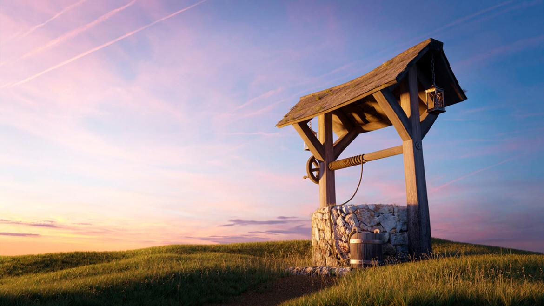 Мудрая Притча про Фермера и Колодец