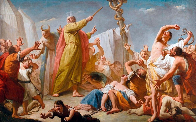 Мудрая Притча про Пороки Мудреца Моисея