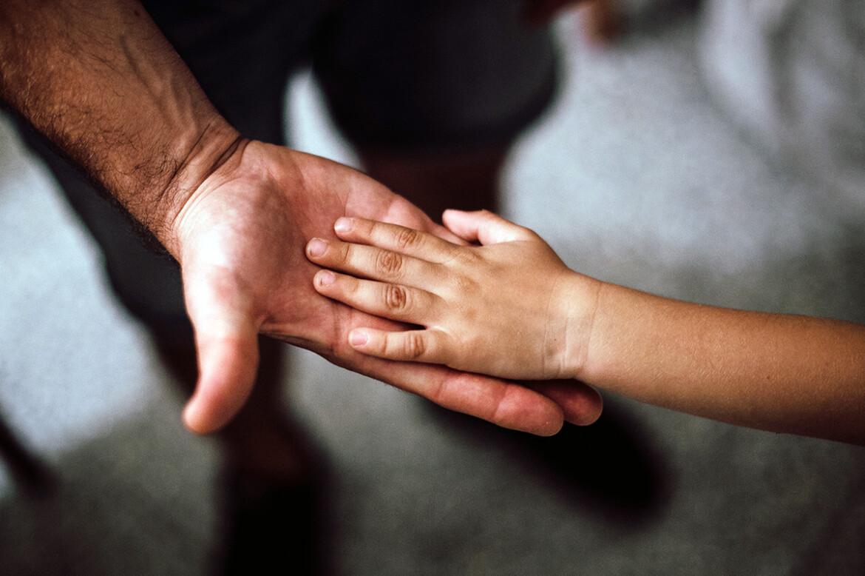 Просто Возьми Мою Руку - Притча о Любви, Семье и Детях...
