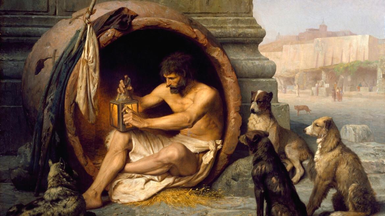 Притча про Истинного Философа, Скромность, Простоту и Жизнь со Смыслом