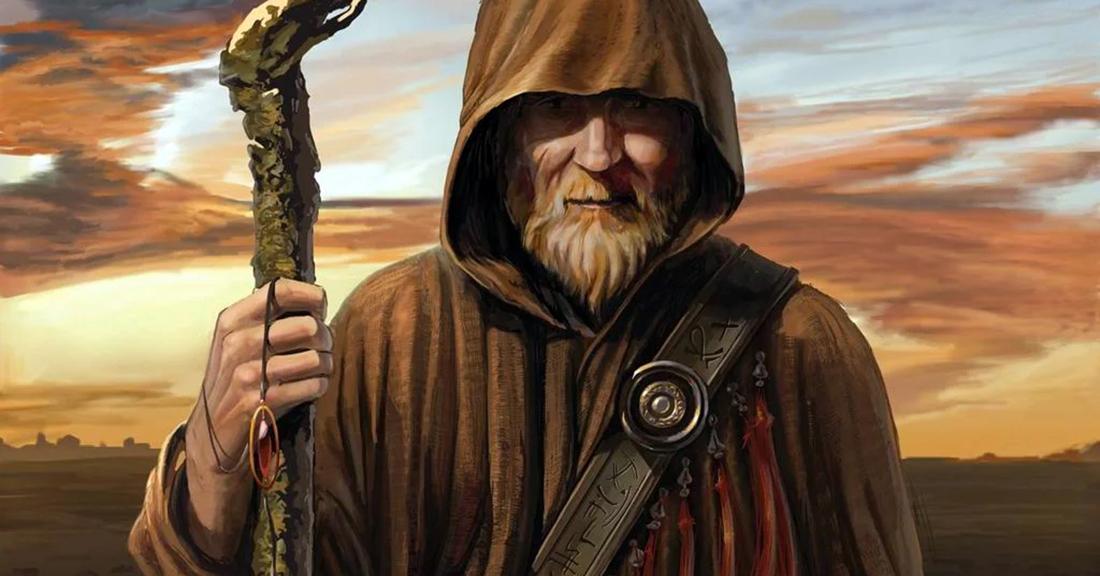 Мудрая Притча про Волшебный Посох и Силу Веры...
