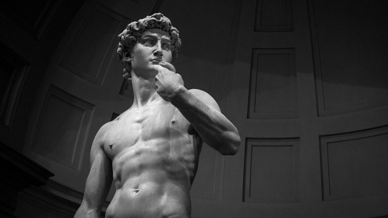 Историческая Притча про Микеланджело, Власть и Искусство...