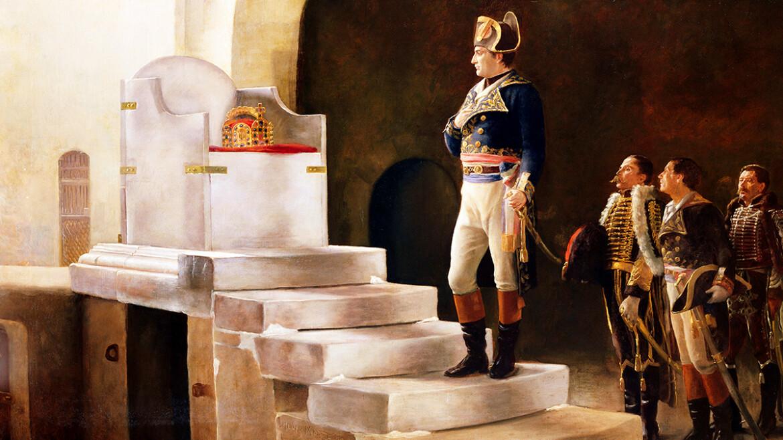 """Историческая Притча про Деньги, Женщин и Власть... """"Наполеон Исполняет Желания"""""""